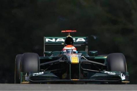Jarno Trulli will vor heimischer Kulisse in Monza mit Lotus glänzen