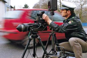 Polizei darf filmen
