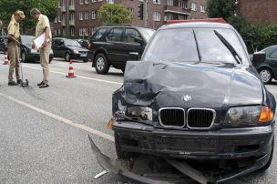 Unfall: Wer zahlt?
