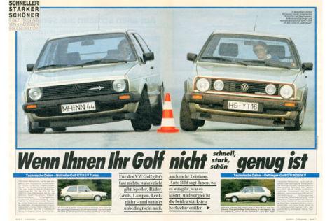 Golf-II-Tuning