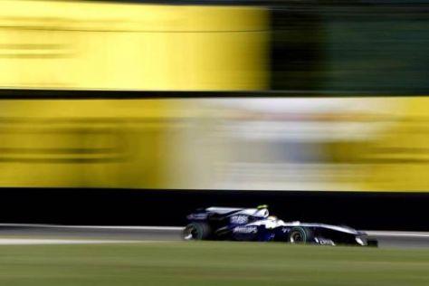 Nico Hülkenberg fuhr ein starkes Rennen und sicherte sich den siebten Platz