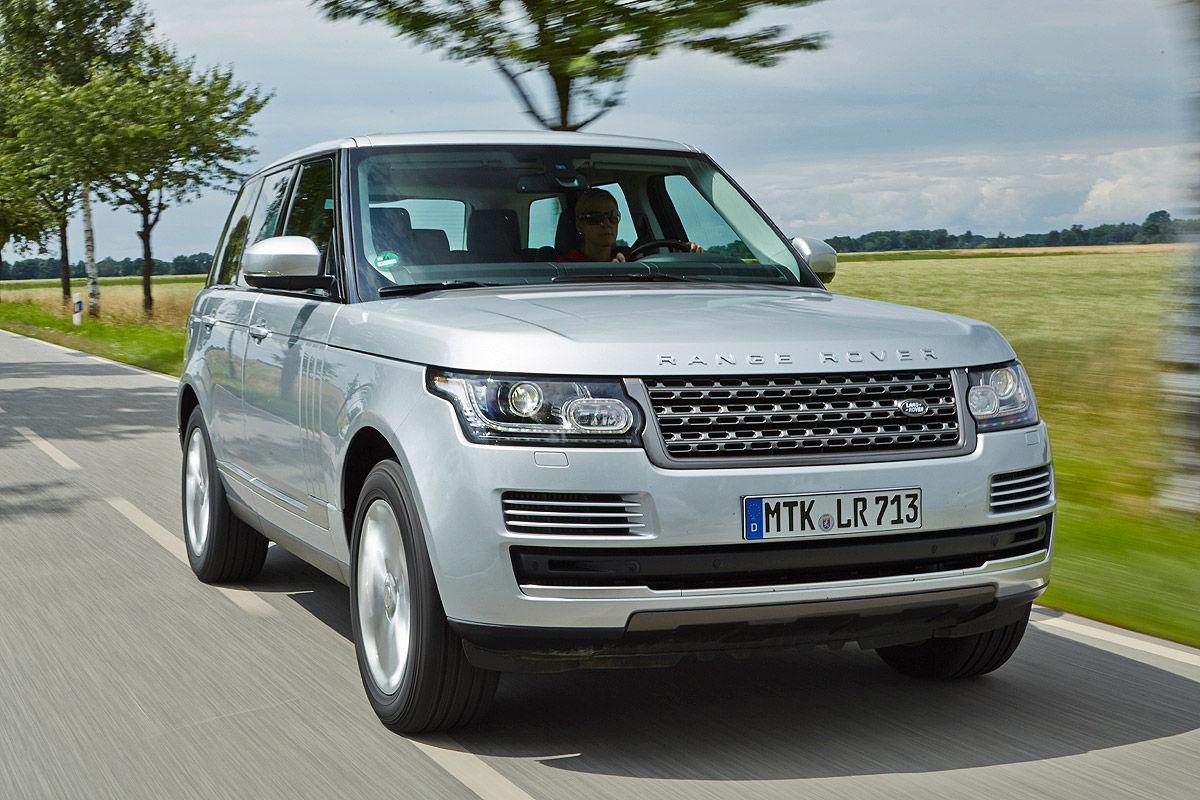 Range Rover 3.0 TDV6