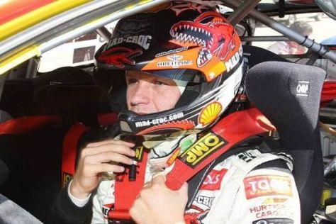 Petter Solberg beendete eine schwierige Japan-Rallye als starker Zweiter