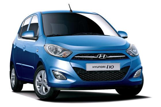 Hyundai i10 (2011)