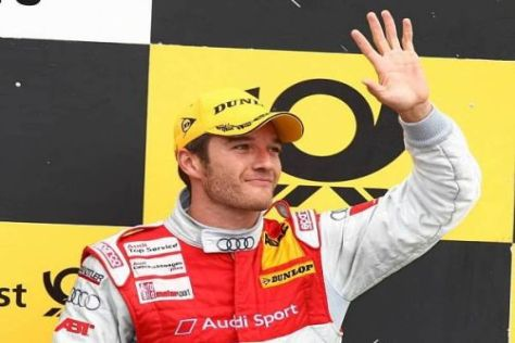 Timo Scheider könnte als Erster den dritten Oschersleben-Sieg feiern