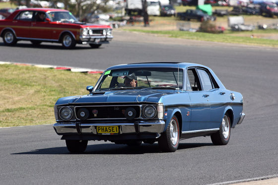 Ford Falcon GT-HO Phase I (1969)