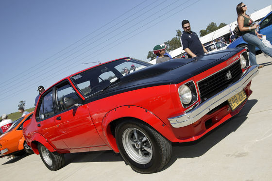 Holden Torana A9X (1977)