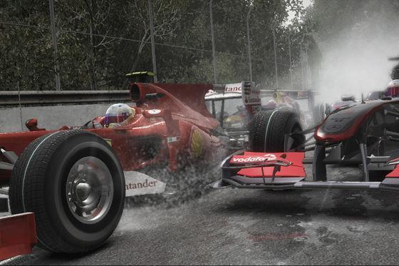 Spiel-Vorstellung F1 2010