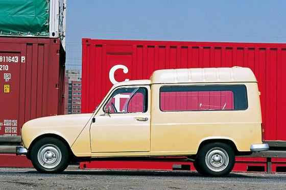 Renault R4 Fourgonette