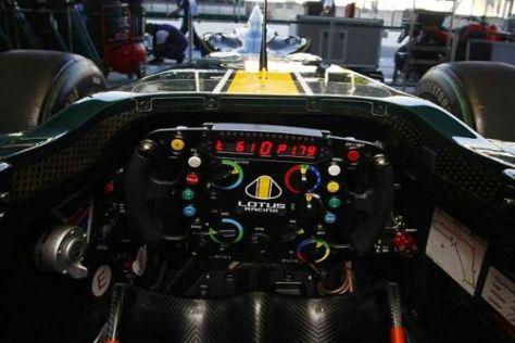 Lotus steuert 2011 auf ganz neue Ziele zu: Punkte sollen möglich sein