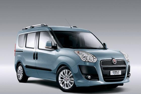 Fiat Doblò Natural Power