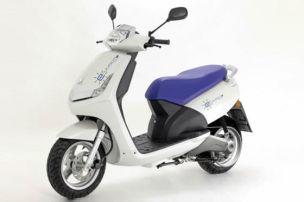 Elektro-Roller von Peugeot