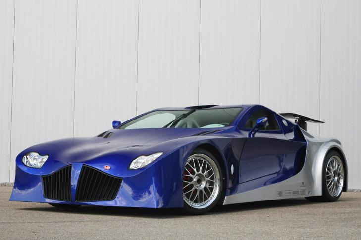 Weber Sportcars F1