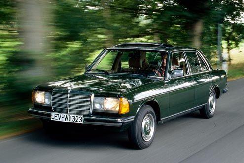 Mercedes W 123