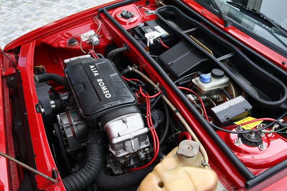 Alfa Romeo Sprint 1.5 Quadrifolgio Verde