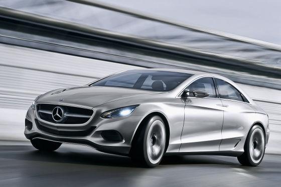 Mercedes F800 Studie