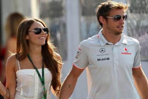 Jessica Michibata und Jenson Button verbringen viel Zeit zusammen in Asien