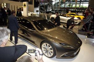 Lotus' neue Power-Riege