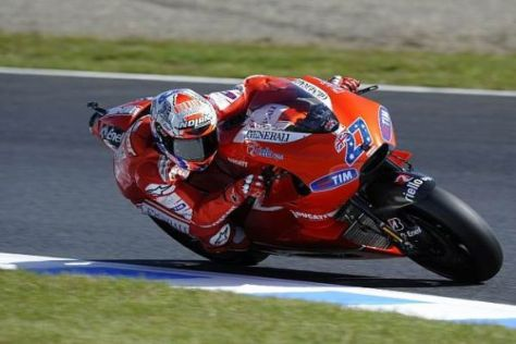 Casey Stoner raste in Motegi zum Sieg und schwärmt von seiner Ducati-Karriere