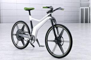 Fahrrad mit Elektro-Boost