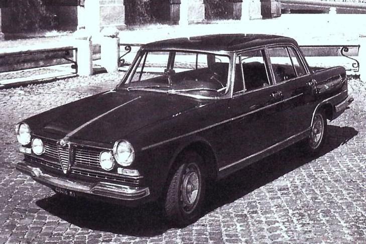 Alfa Romeo 2600