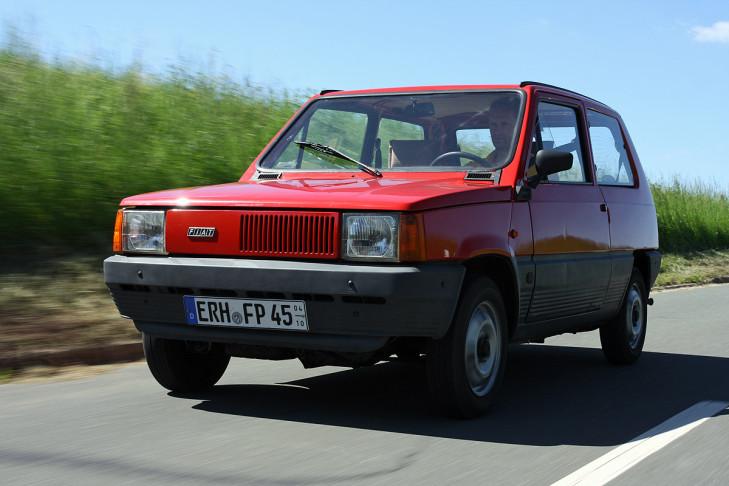 Fiat Panda 141 (1980 bis 2003)