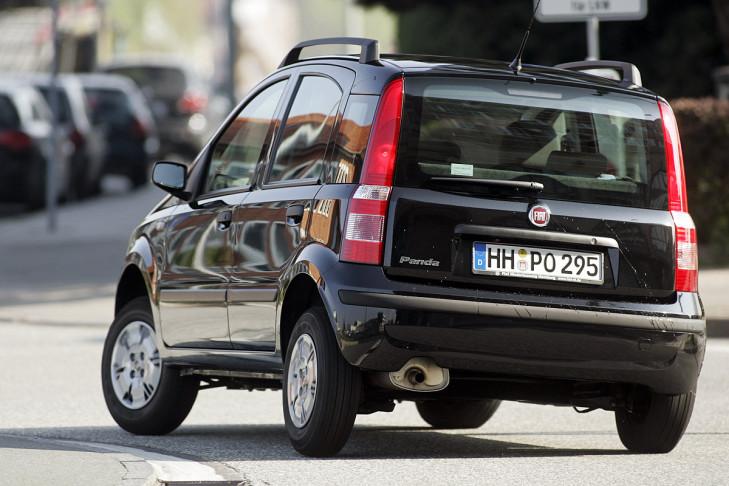 Fiat Panda 169 (seit 2003)