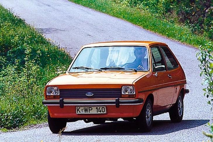 Ford Fiesta MK I (1976-1982)