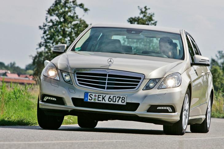 Mercedes E-Klasse W 212 (seit 2009)