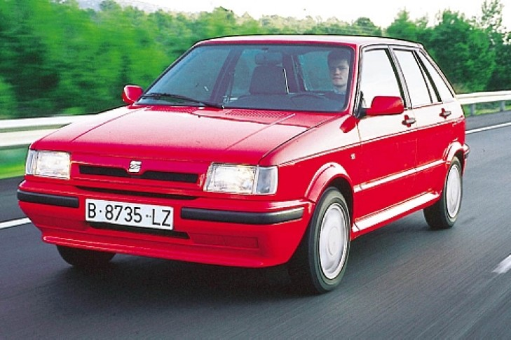 Seat Ibiza 021 (1984-1993)
