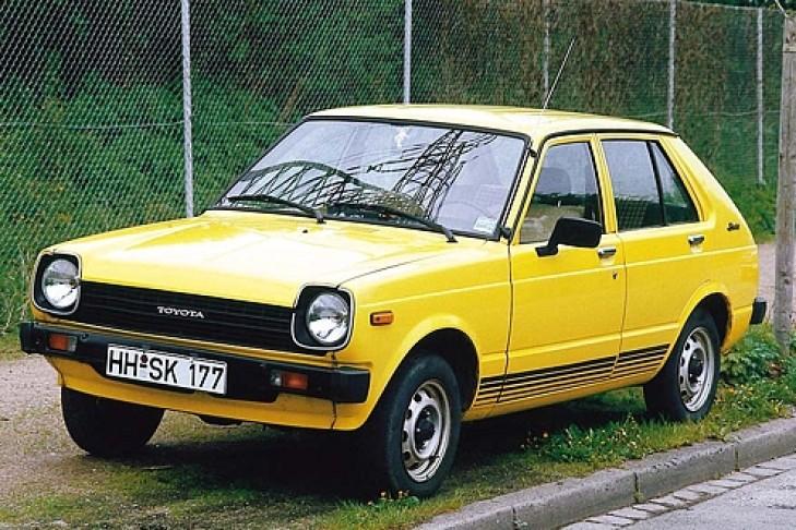 Toyota Starlet P6 (1978-1984)
