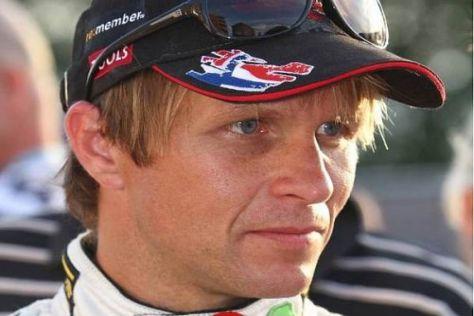 Petter Solberg gehört zu den Bewerbern um einen Citroen DS3 WRC