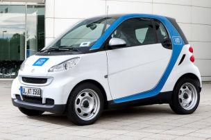 Smart-Carsharing