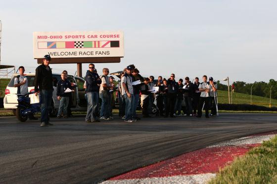VW Jetta TDI Cup Begehung