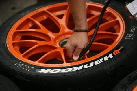 Der Reifenhersteller Hankook liebäugelt mit einem DTM-Einstieg