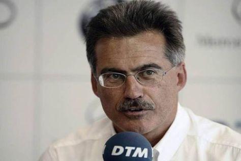 Viel Arbeit vor und hinter den Kulissen: BMW Motorsport Direktor Mario Theissen