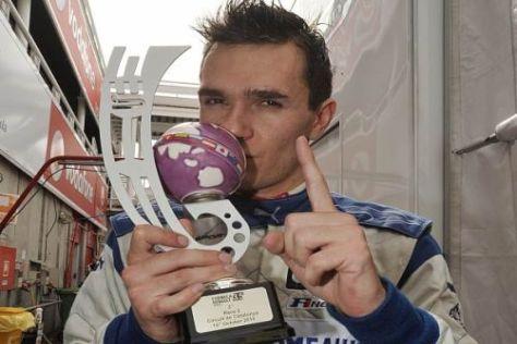 Mikhail Aleshin sieht derzeit keine Chance auf ein Formel-1-Cockpit