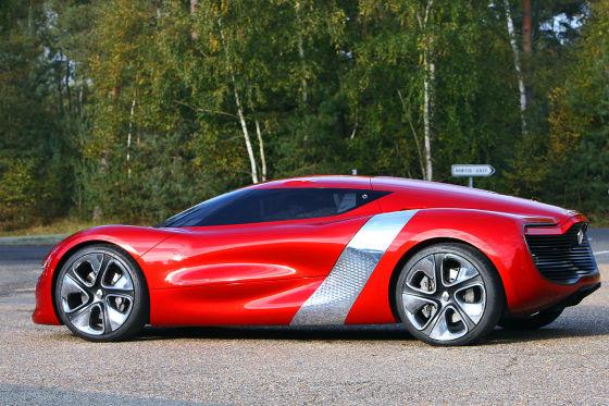 Der Renault DeZir