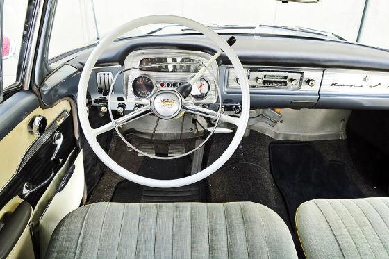 Opel Kapitän 2.5