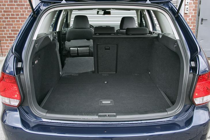 vw golf variant 2011 kofferraumvolumen volkswagen car. Black Bedroom Furniture Sets. Home Design Ideas