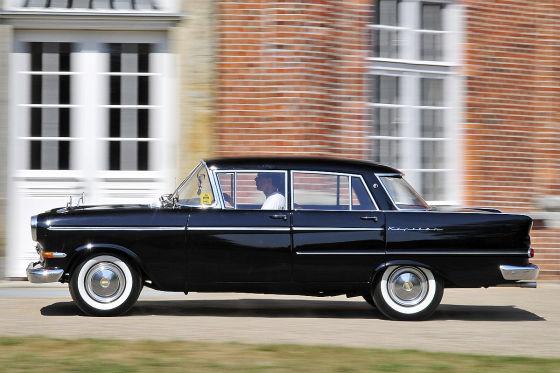 Opel Kapitän P II 2.6