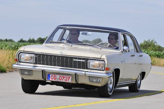 Opel Diplomat A
