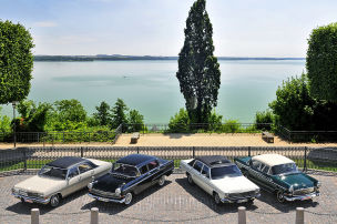 Opel in alter Größe