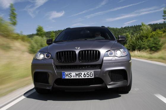 BMW M6 XR von Manhart