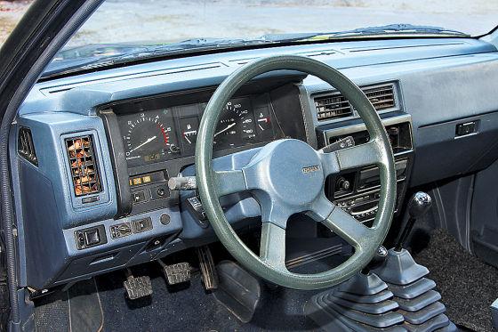 Nissan Terrano I 2.7 Turbo D