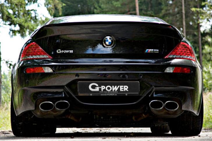 Bmw M6 G Power Hurricane Rr Bilder Autobildde