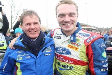 Malcolm Wilson ist stolz auf seinen gereiften Fahrer Jari-Matti Latvala