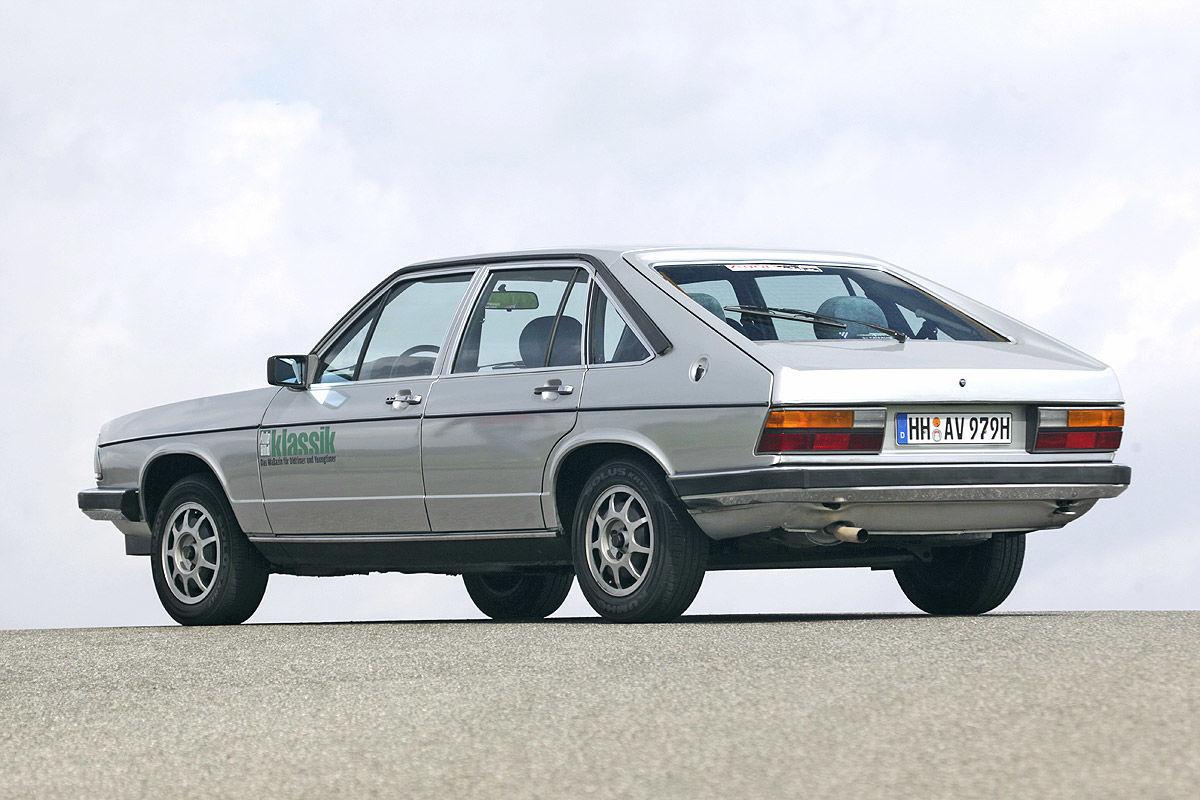 Audi 100 Avant Typ 43