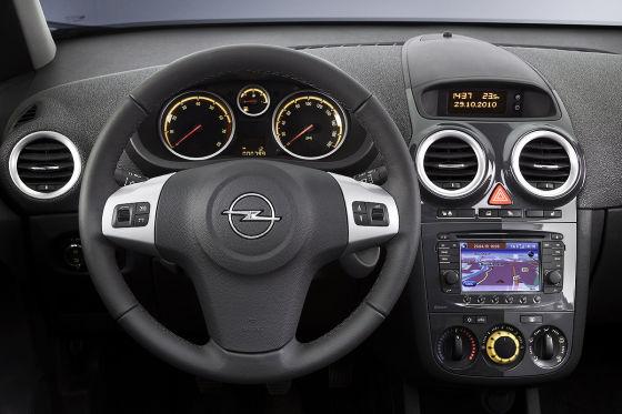 Facelift Opel Corsa - autobild.de