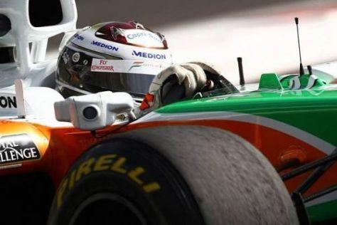Adrian Sutil hat lange gewartet und hofft nun auf einen Verbleib bei Force India